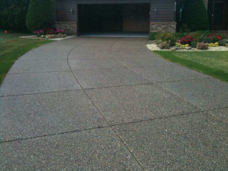 Exposed Aggregate A Pietig Concrete Amp Brick Paving
